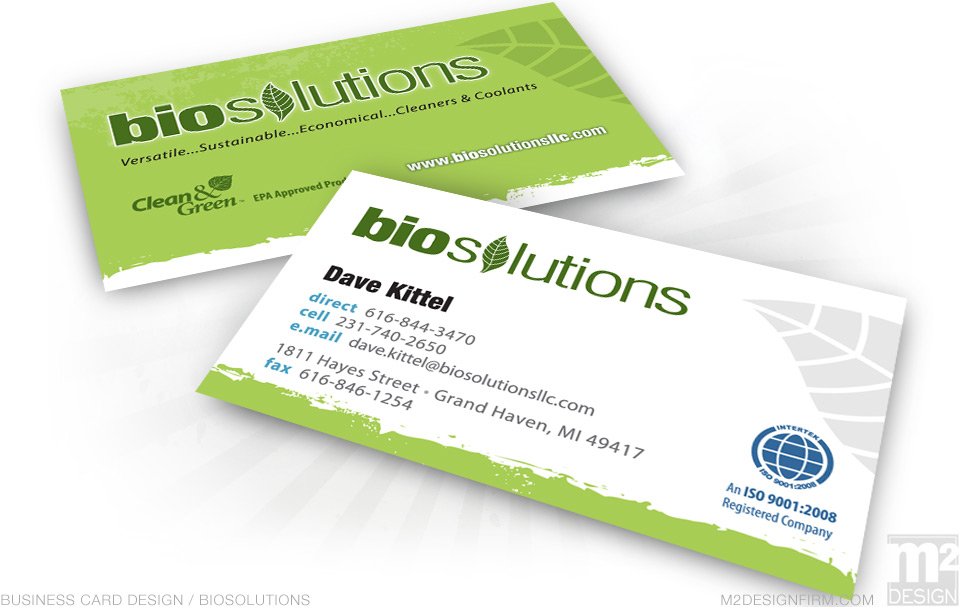 biosolutions Cards