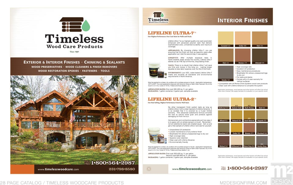 Timeless Woodcare Catalog